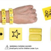 Q-Charm – AAC on your wrist!