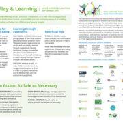 Risk in Play and Learning: Ubud-Höör Declaration